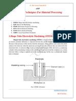 unit.3 advanced manufacturing techniques for process .badebhau4@gmail.com