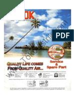 Brochure KDK Fan