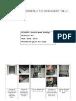 Manual de Desmontaje Del Ordenador