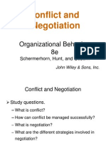 Lec 24 - Conflict Management & Negotiation