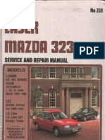 Mazda 323     Ford       Laser    2002 Service Manual 01 Engine