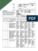 1.- Planificación  UE 5° básico