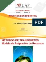 06 Métodos de Transportes