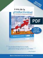 BID_Productividad y Macroeconomia