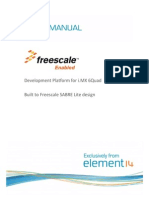 Freescale Sabre Lite User Manaul V1.3