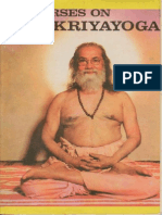Discourses on k Riya Yoga