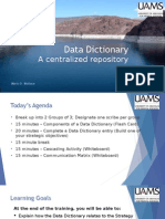 Data Dictionary Final