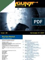 Ray Gun Revival magazine, Issue 29