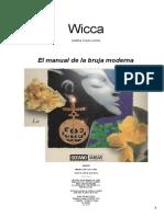 Wicca - Manual de La Bruja Moderna