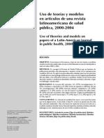 Cabrera (2007) Uso de teorías y modelos en revistas de Salud pública..pdf