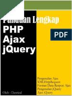 Panduan Lengkap PHP Ajax JQuery Libre