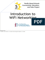 Introduction to WiFi