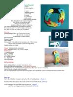 Pulsera Crochet Nudo Infinito Tutorial