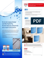Lotasil WRepellent Plug Leaflet(Front&Back)