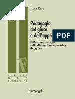 Pedagogia Del Gioco