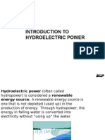 hydro electric power.ppt