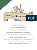 Stoner Achievements List