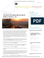 The End of the World and the End of Work_ (2 Peter 3_1-18) - Theology of Work Project.pdf