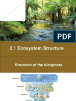 2 1 ecosystem structure
