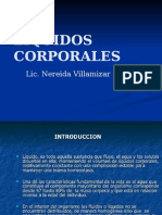 LIQUIDOS CORPORALES FISIOLOGIA
