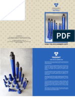 Trident DTH Hammers & Bits