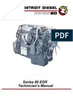 Sistema EGR Detroit diesel