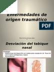 Exposicion de Otorrinolaringologia- nariz y traumatismos