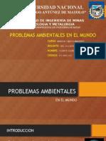 Problemas Ambientales Exp