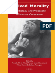 Evolved Morality_ the Biology and Philosophy of Human Conscience-Brill Academic Pub (2014)