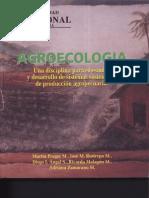 Agroecologia Una Disciplina Para El Estudio y Desarrollo de Sistemas Sostenibles AB