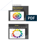 artifact 2 - the colour wheel