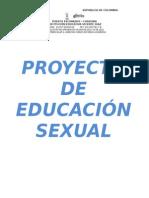Proyecto de Educacion Sexual Inevid 2014