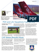 PDK Senior Squadron - Sep 2012