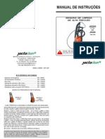 Manual de instruções Lavadora Jacto 6200