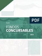 Fondos Concursables en Chile