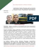 Carini Piraineto Contrada Serra Cardillo Colpo Al Clan Di Santa Maria Di Gesù Sequestro e Confisca Ai Vernengo