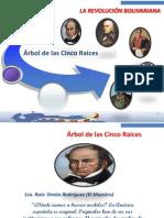 Arbol de Las 5 Raices