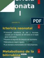 Neonatologia-ictericia neonatal