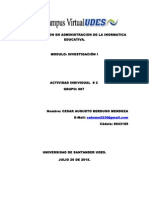 Cesar Berdugo Actividad2