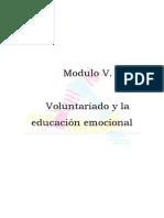 Modulo V Voluntariado y educación emocional.pdf