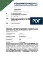 """Creacion de Pozos Tipo Caisson Con Fines Pecuarios en La c.c. Collana, Distrito de Taraco – Huancane - Puno"","