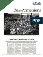 Génocide Des Arméniens