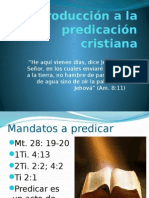 Predicación Cristiana 2