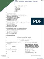 Veoh Networks, Inc. v. UMG Recordings, Inc. et al - Document No. 20