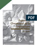Repertorio Ornamental de La Arquitectura Republicana Bogotá