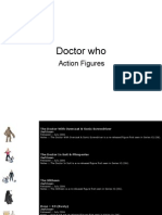 Doctor Who Presentation