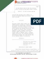Full Deposition of the Soon to Be Infamous Cheryl Samons RE Deutsche Bank National Trust Company, As Trustee for Morgan Stanley ABS Capital Inc, Plaintiff, Vs. Belourdes Pierre - 50 2008 CA 02855