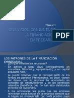Financiación Empresarial