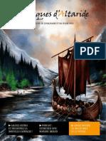 Chroniques d'Altaride N°039 Août 2015 Le Voyage