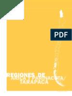 Estado de La Planificacion Urbana en Chile Cap 1 Presentacion y Reg 15 Arica y Parinacota y Reg 1 de Tarapaca